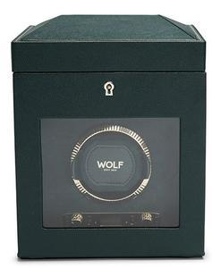 Wolf British Racing Green Single 792141 watchwinder