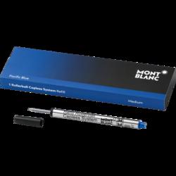 Montblanc Roller Capless Systém Pacific Blue M 113778