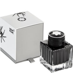 Montblanc inkoust Heritage Spider Gray 118209