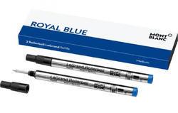 Montblanc inkoustová náplň LeGrand Royal Blue M 124503 2x balení