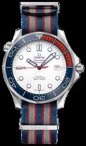Omega Seamaster Diver 300M Comander s 212.32.41.20.04.001