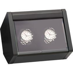 Boxy Crystal 2 černý mat dřeva 309286 watchwinder
