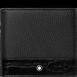 MONTBLANC peněženka Meisterstück Soft Grain 4cc 118758