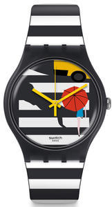 Swatch hodinky SUOM108 CROSS THE PATH