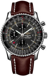 BREITLING NAVITIMER WORLD STRATOS GRAY A243223A/F571/443