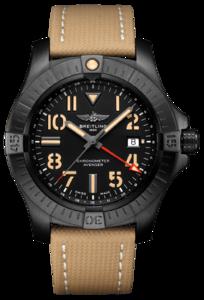 BREITLING Avenger Night Mission GMT 45 V32395101B1X1