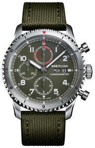 Breitling AVIATOR 8 CHRONOGRAPH 43 CURTISS WARHAWK A133161A1L1X1