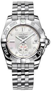 BREITLING GALACTIC 36 pearl diamond A37330121A1A1