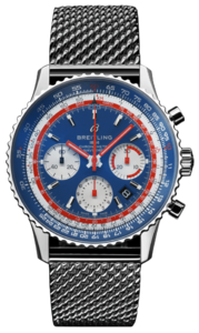 BREITLING NAVITIMER B01 Airline Edition PAN AM AB01212B1C1A1