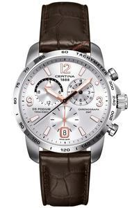 Certina DS Podium Chrono GMT C001.639.16.037.01