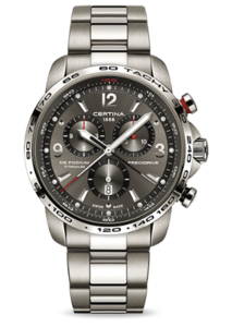 Certina DS Podium Big Size Chrono Titan C001.647.44.087.00