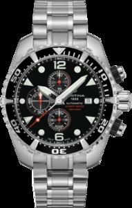 Certina DS Action Diver C032.427.11.051.00 Chrono Auto