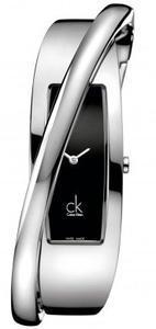 Calvin Klein Feminine černý čílseník