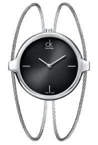 Calvin Klein Agile černý číselník