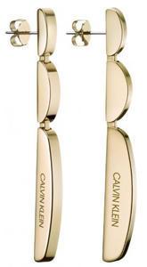 Calvin Klein Wavy náušnice KJAYJE100100