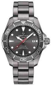 Certina DS Action Diver titan C032.407.44.081.00