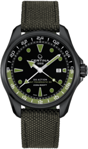 Certina DS Action GMT C032.429.38.051.00