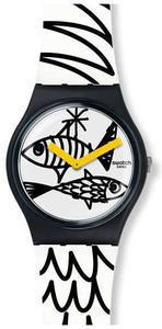 Swatch hodinky GB303 PESCIOLINI