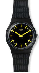 Swatch hodinky GB304 GIALLONERO