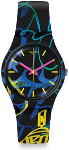 SWATCH hodinky GB318 NIGHTCLUB