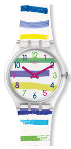 SWATCH hodinky GE254 COLORLAND