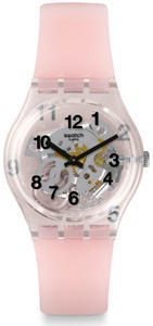 SWATCH hodinky GP158 PINK BOARD