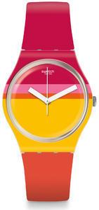 SWATCH hodinky GW198 ROUG'HEURE