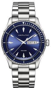 Hamilton Jazzmaster Seaview quartz H37551141