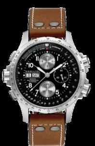 HAMILTON Khaki X-Wind H77616533