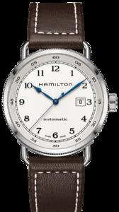 HAMILTON Khaki Navy Pioneer H77715553
