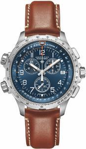 HAMILTON Khaki Aviation X-Wind GMT Chrono H77922541