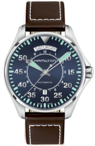 HAMILTON Khaki Aviation Day Date Auto H64615545