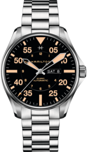Hamilton Khaki Aviation Day Date H64725131