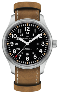 HAMILTON KHAKI FIELD mechanical 50 mm H69819530