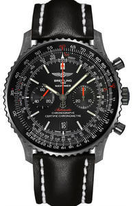 BREITLING NAVITIMER 01 BLACKSTEEL MB012822/BE51