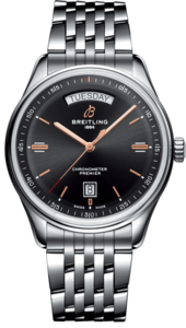 BREITLING PREMIER DAY DATE 40 A45340241B1A1