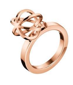 Calvin Klein prsten Show KJ4XPR1002