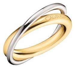Calvin Klein Double prsten KJ8XJR2001