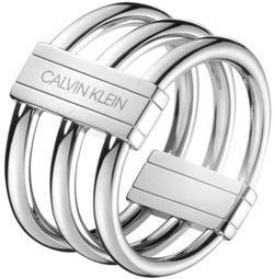 CALVIN KLEIN In Sync prsten KJBDMR0001