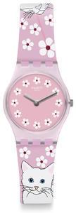 SWATCH hodinky LP156 MINOU MINOU