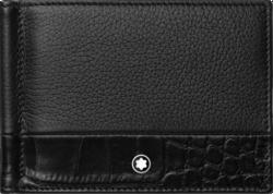 MONTBLANC peněženka Meisterstück Soft Grain 6cc 118754