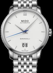 MIDO Baroncelli Big Date M027.426.11.018.00