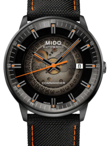 MIDO Commander Gradient M021.407.37.411.00