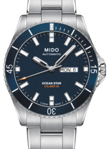 MIDO Ocean Star Captain M026.430.11.041.00