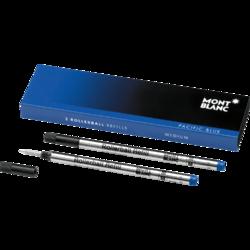 Montblanc inkoustová náplň Pacific Blue M 105159