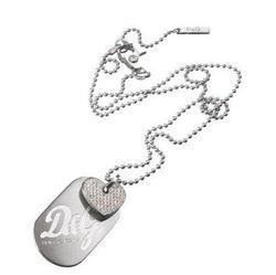 Dolce Gabbana náhrdelník DJ0638