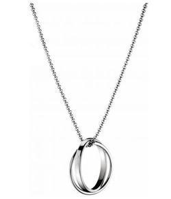 Calvin Klein náhrdelník Coil KJ63AP010100