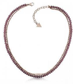 Guess náhrdelník UBN28045 steel