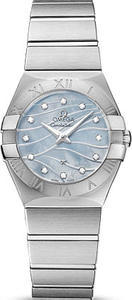 OMEGA CONSTELLATION 123.10.27.60.57.001