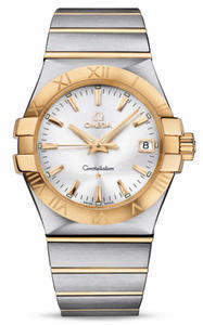 OMEGA CONSTELLATION GENT´S 123.20.35.60.02.002